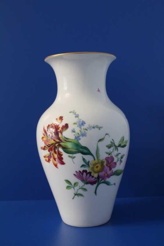 Table vase, KPM - photo 1