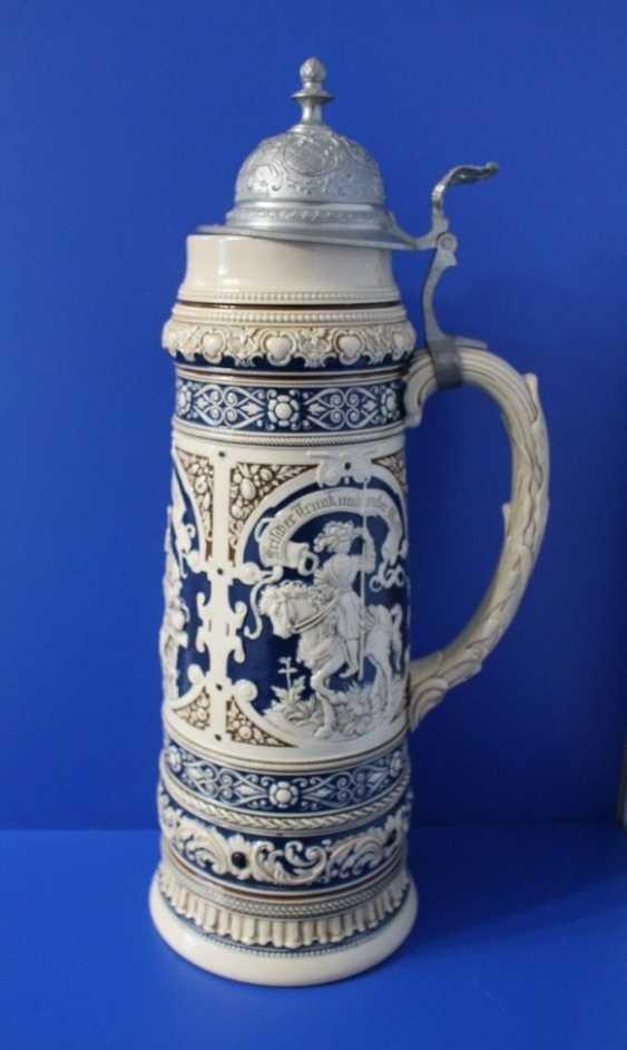 Regimental beer mug (3-liter), Germany - photo 1