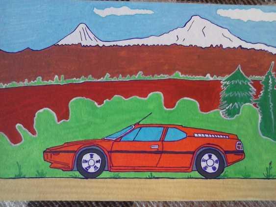 Vitalii Nechitaylo. BMW M1(26) 1978-1981 - photo 1