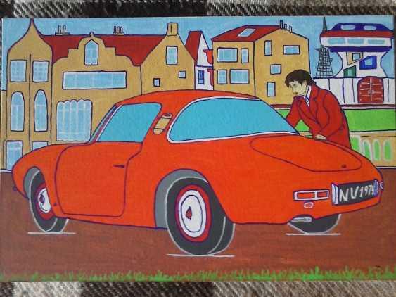 Vitalii Nechitaylo. DKW 3=6 Monza 1956-58 - photo 1