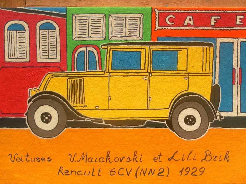 Vitalii Nechitaylo. Renault 6 CV(NN2) 1929. - photo 1