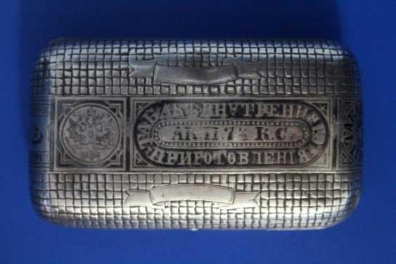 Cigarette case - Snuff box (84 samples) - photo 2