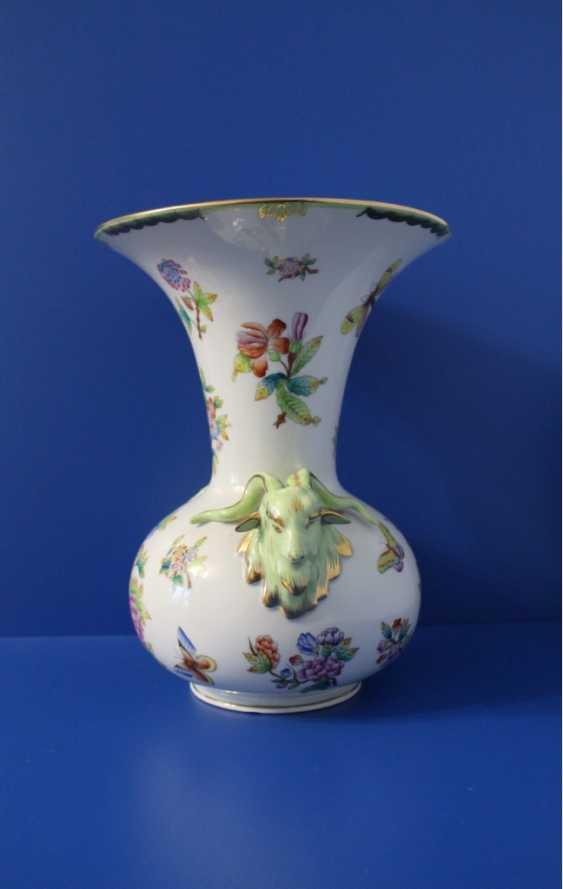 Table vase, Herend ( Herend ) - photo 5