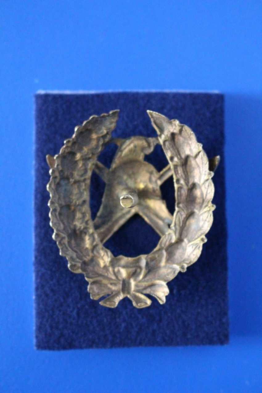 Fireman lapel badge 1920-ies - photo 1
