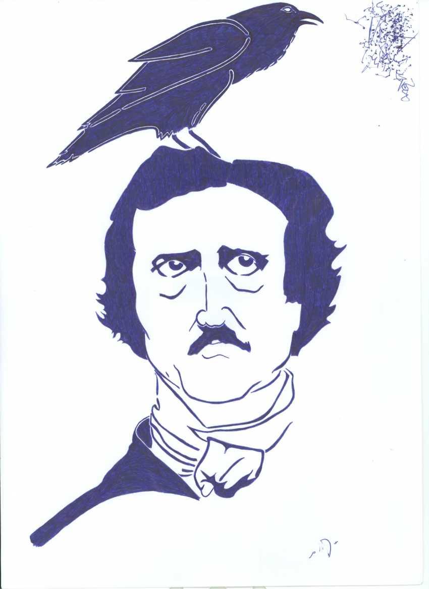 David Miresashvili. Raven - photo 1