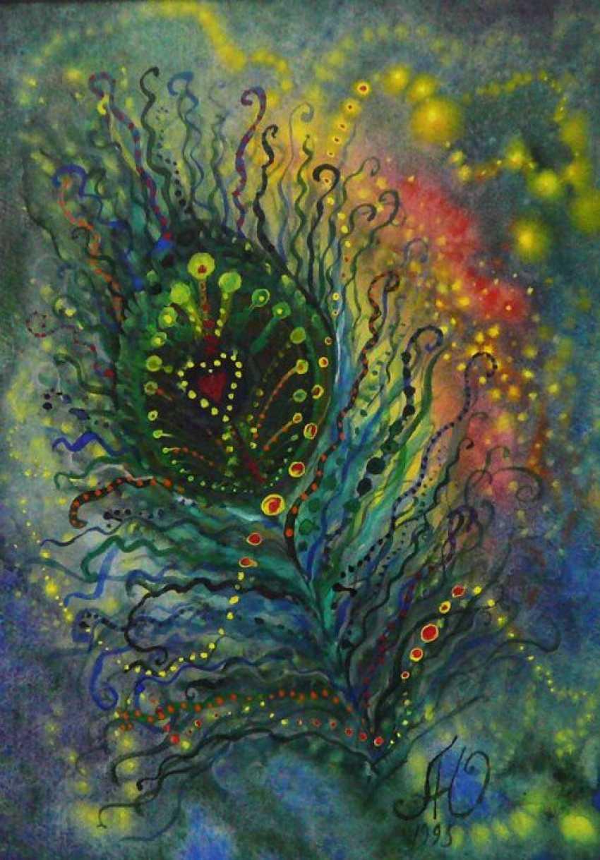 Yuriy Abrosimov. feather of desires - photo 1