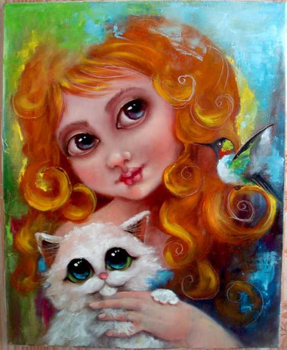"""Julija Ionova. """"Dear friend"""" - photo 1"""