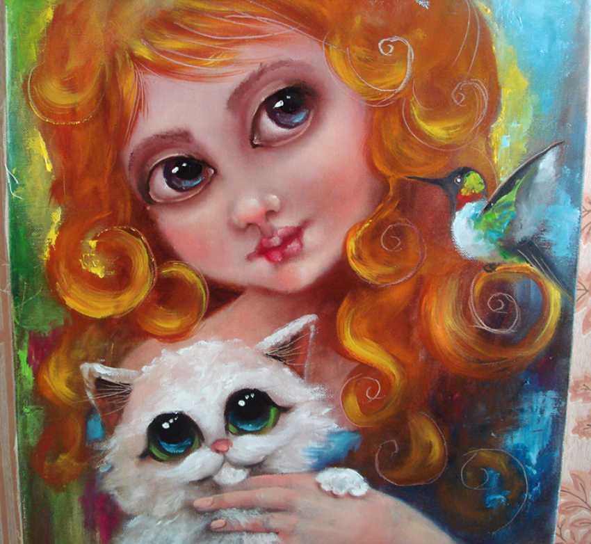 """Julija Ionova. """"Dear friend"""" - photo 2"""