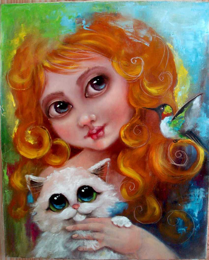 """Julija Ionova. """"Dear friend"""" - photo 3"""
