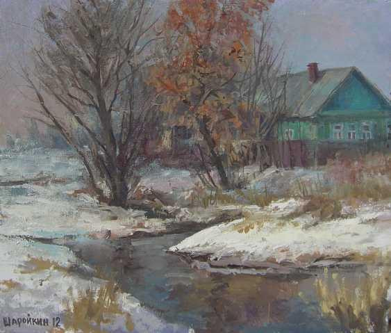 Gennadyi Sharoikin. Closer to spring - photo 1