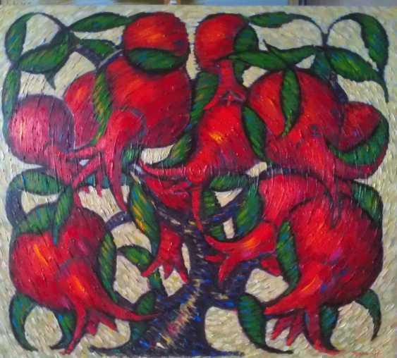 "Sanan Samedov. ""Pomegranate tree"" - photo 1"