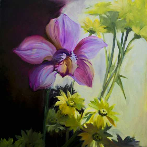Svitlana Gavryshchuk. Orchid - photo 1