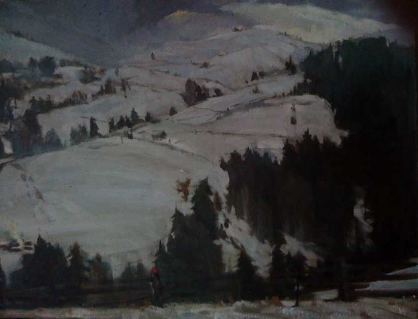 Svitlana Gavryshchuk. The Silence Of The Carpathians - photo 1