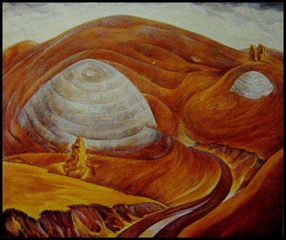 """vagif Abdullajev. """"The Holy mountain"""" - photo 1"""