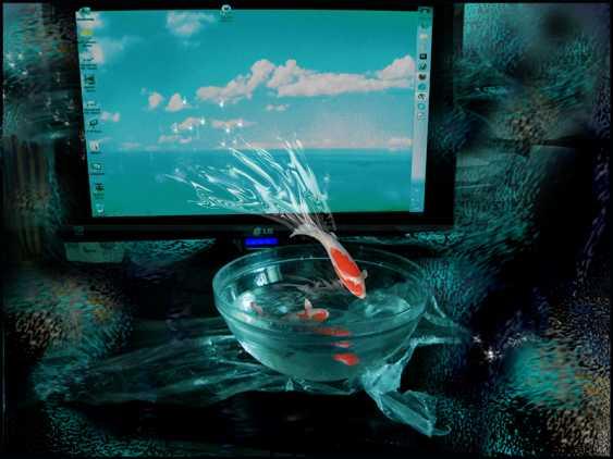 """Natali Kozlova. """"Red fish"""" - photo 1"""