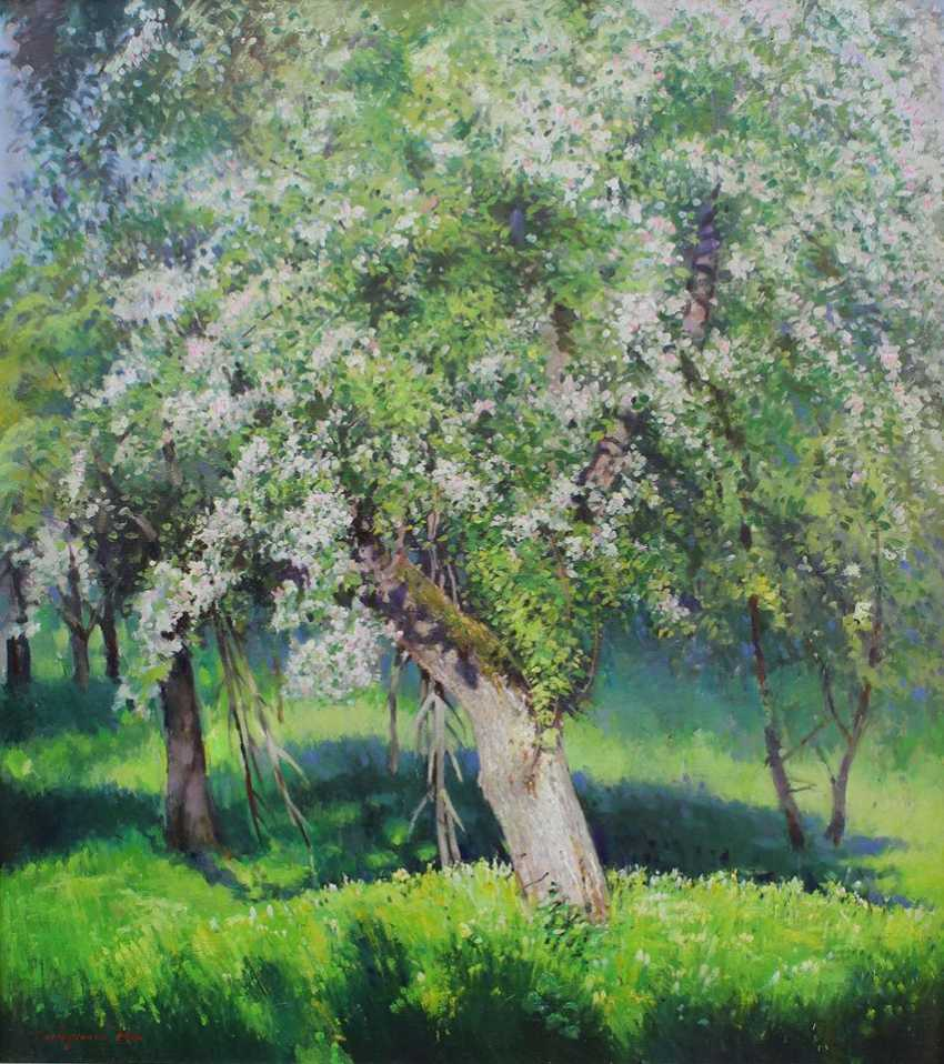 Vitaliy Slobodskyy. In the garden - photo 1