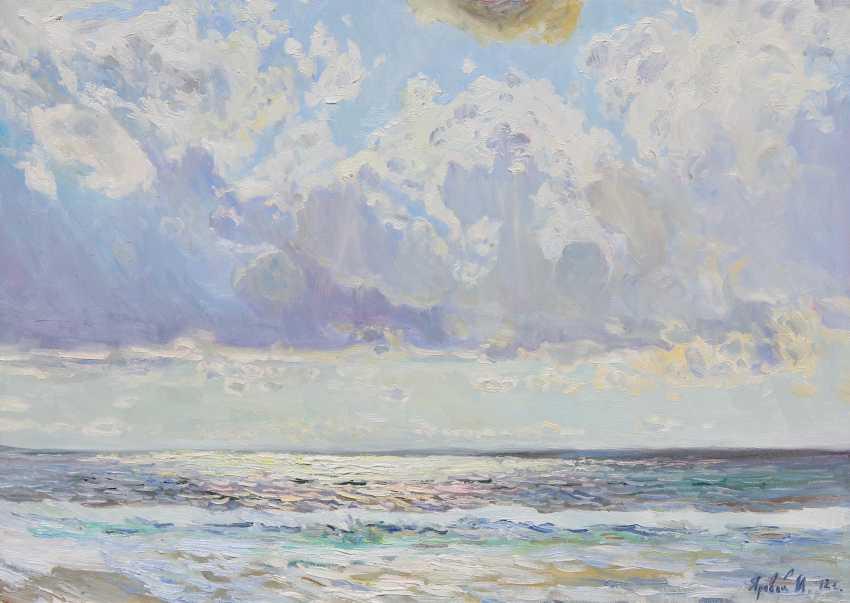 Illia Yarovyi. The sun of the Mediterranean sea - photo 1