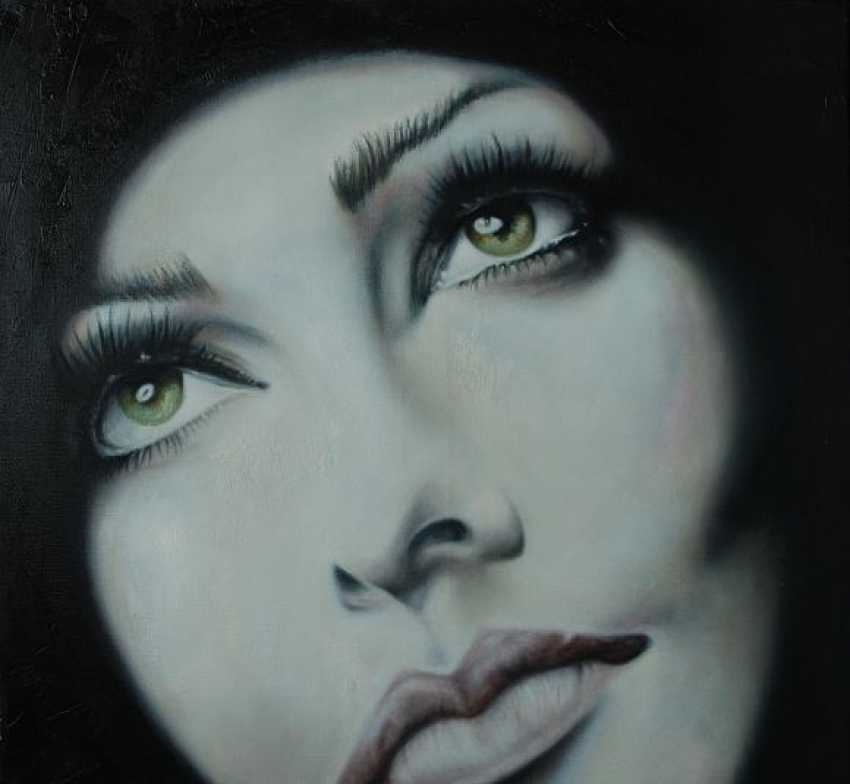 Alex Alikhanov. Sophia Loren - photo 1