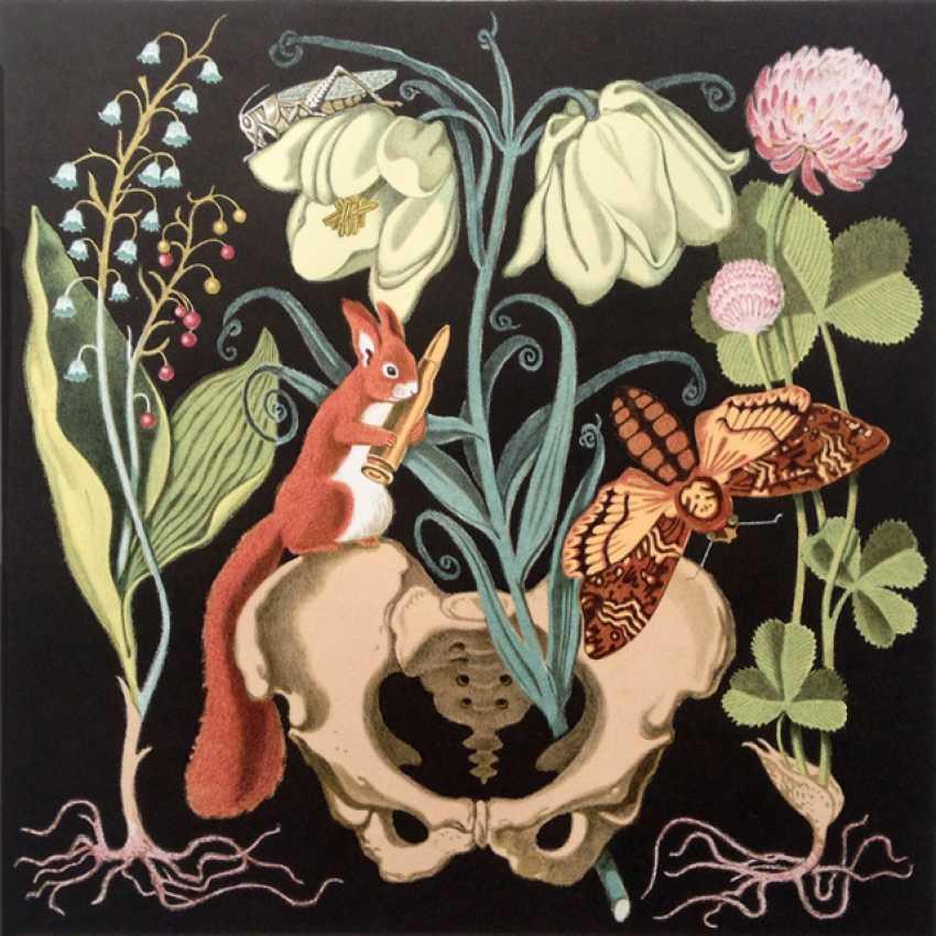 """Igor Baranov. """"Herbarium III"""" - photo 1"""