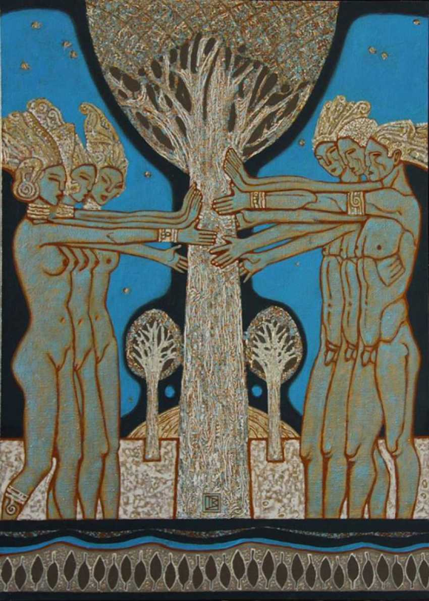 Igor Baranov. Totems. Tree - photo 1