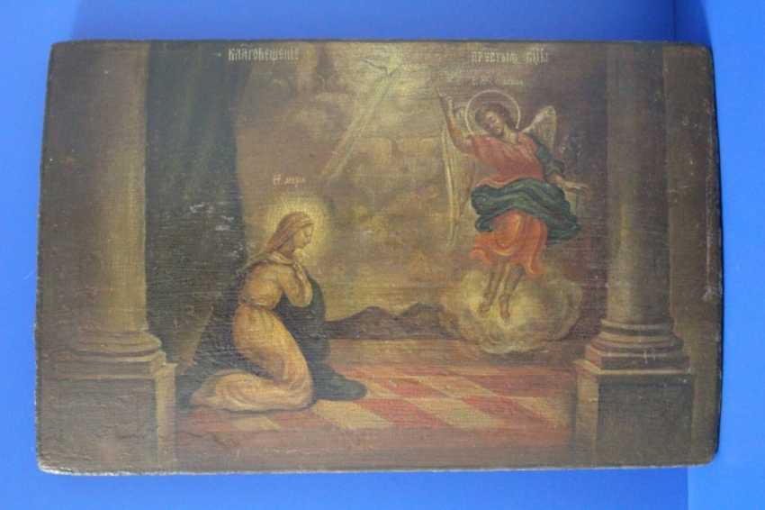 "Icon ""Blagoveschenie"" - photo 2"