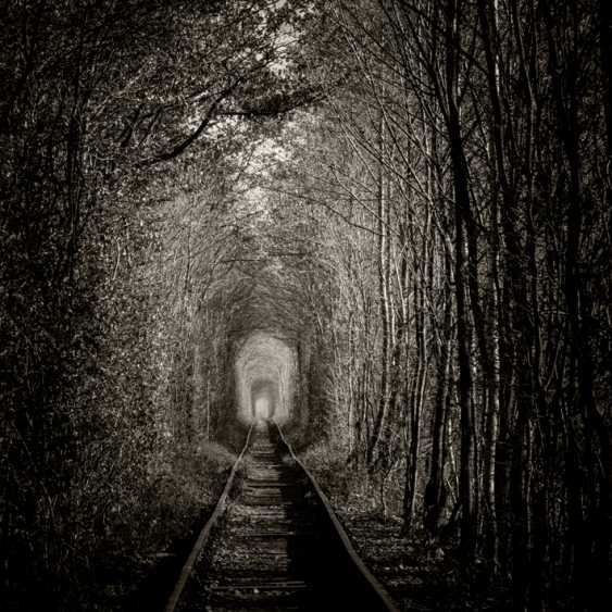 "Vasyl Garnyk. ""tunnel"" - photo 1"