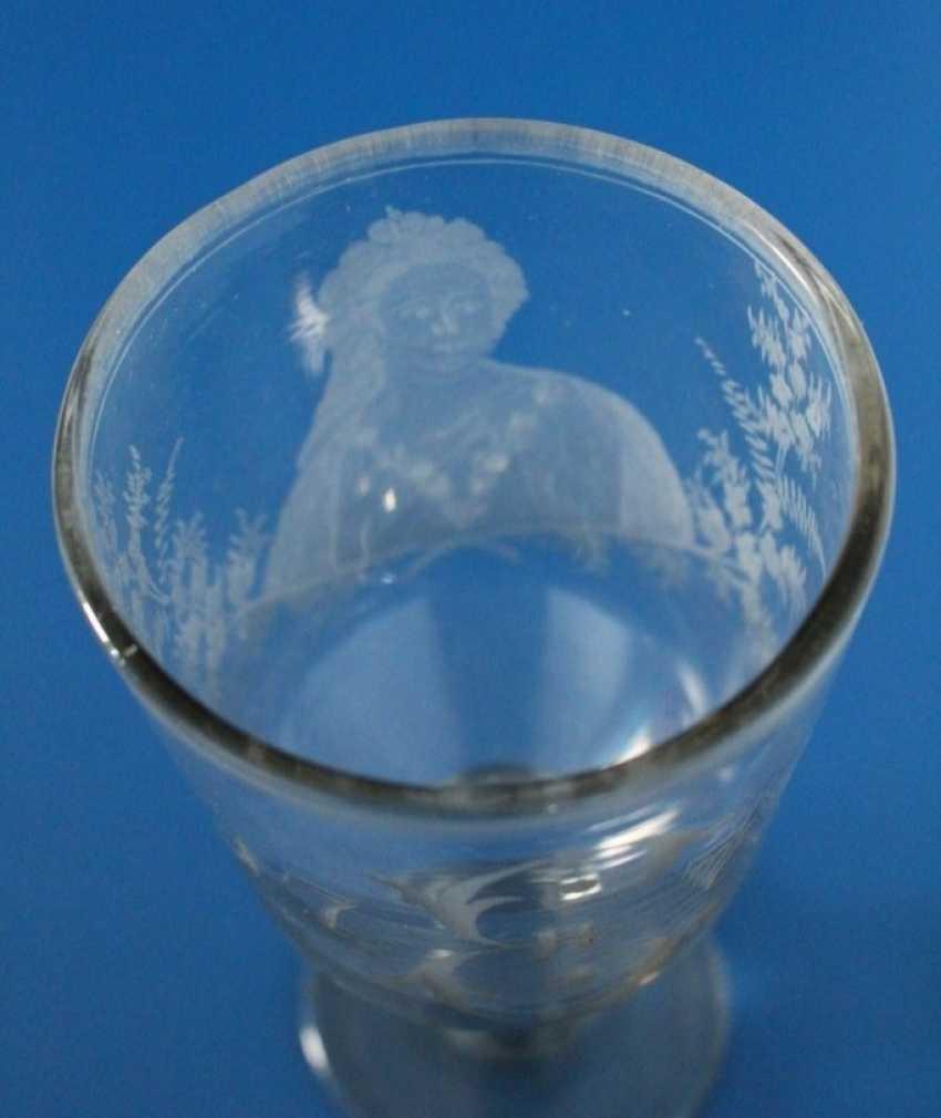 A glass of Ekaterina II, 1775 - photo 2
