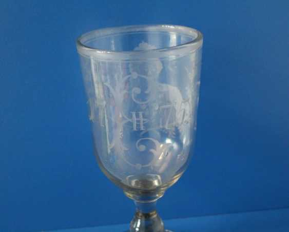 A glass of Ekaterina II, 1775 - photo 3