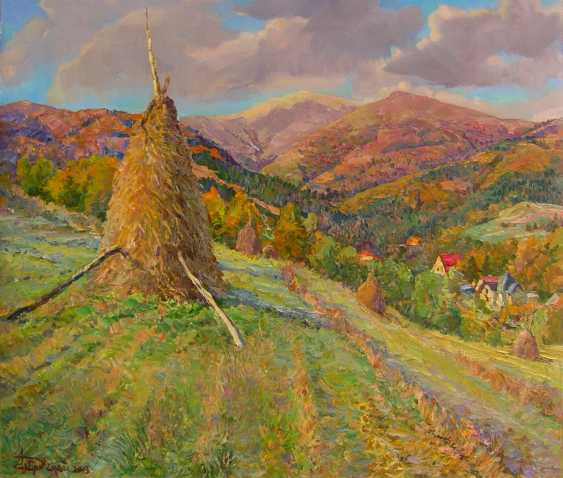 Aleksandr Dubrovskyy. In the mountains - photo 1