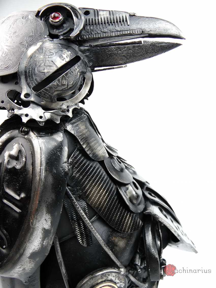 Master Machinarius. Raven - photo 3