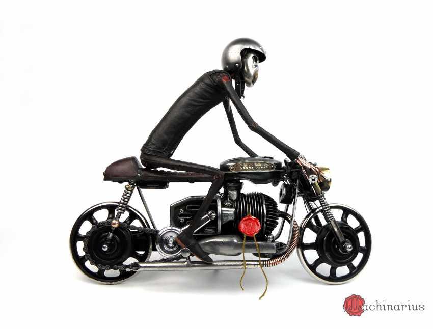 Master Machinarius. robot Bandito - photo 1