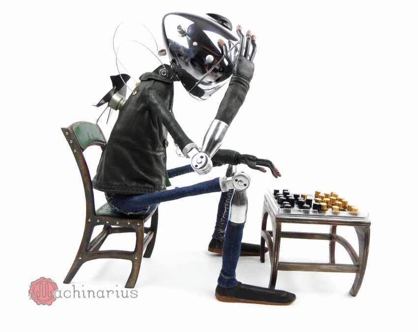 Master Machinarius. robot Mozgus - photo 1