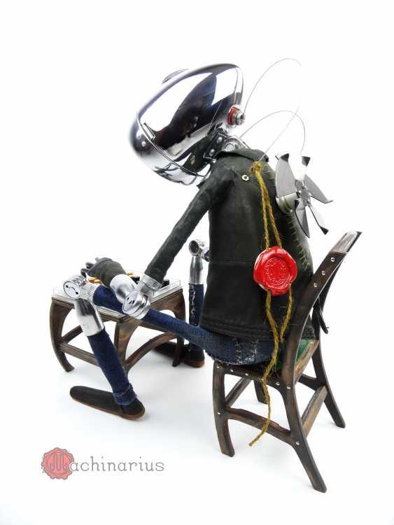 Master Machinarius. robot Mozgus - photo 3