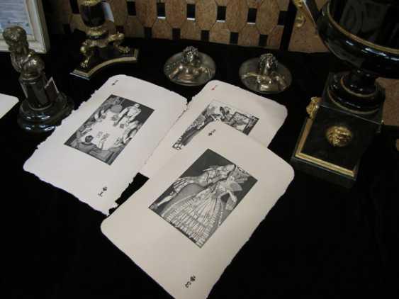 Viatcheslav Alexeev. Book handmade Queen of spades - photo 1