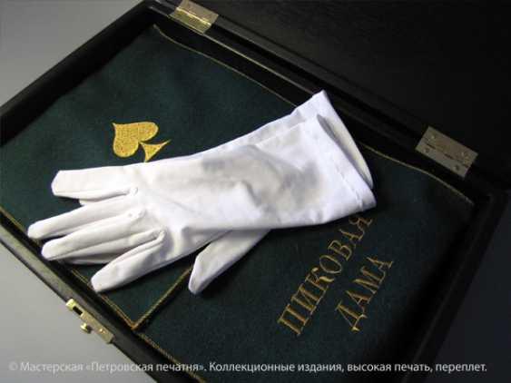 Viatcheslav Alexeev. Book handmade Queen of spades - photo 3