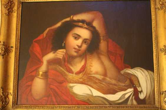 "Painting ""Oriental beauty"" - photo 3"