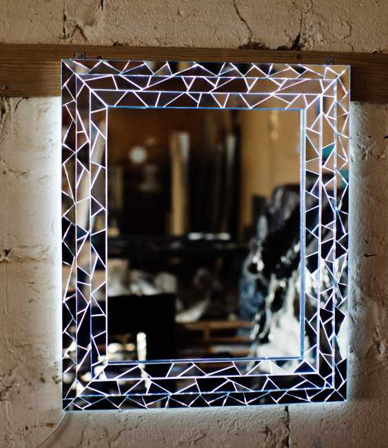 Andrey Batuhtin. Mirror Kascade - photo 1