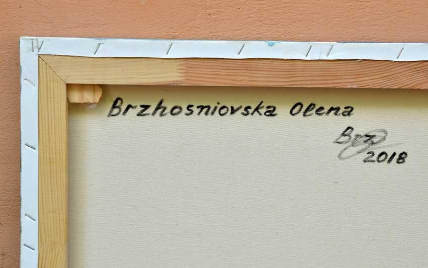 Olena Brzhosniovska. Spring Garden - photo 3