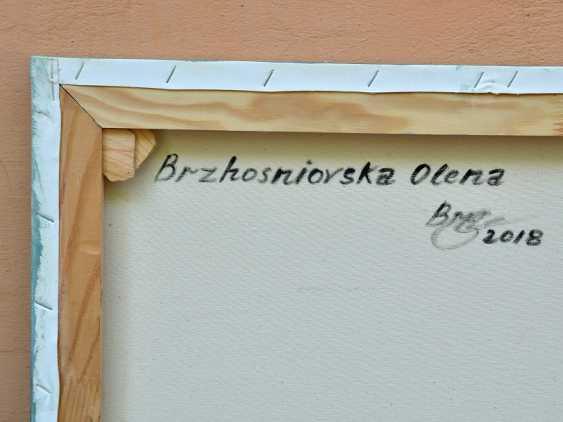 Olena Brzhosniovska. Spring In My City - photo 4
