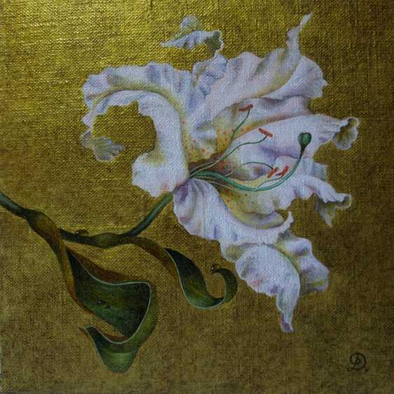 "Irina Dobrovetska. ""Water Lily"". - photo 1"