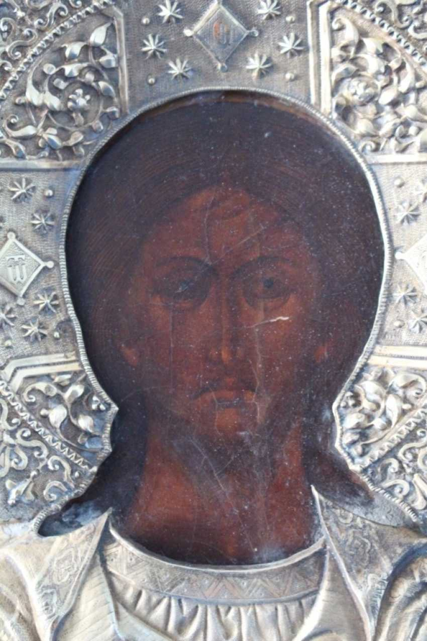"The icon ""Christ,"" 1880 - photo 2"