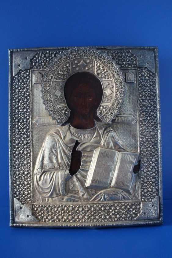 "The icon ""Christ,"" 1880 - photo 1"