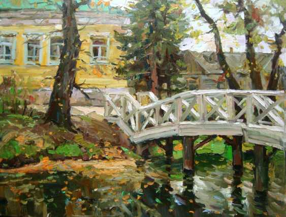 Andrey Mishagin. Bridge Pushkin - photo 1