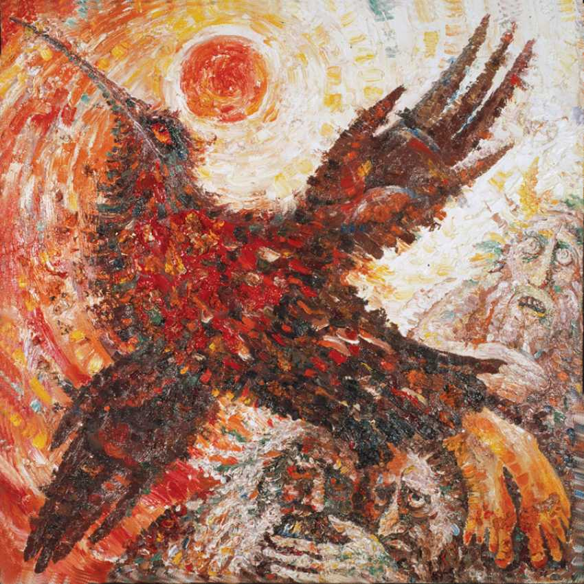 Sergey Ternavsky. Song of a lonely bird - photo 1