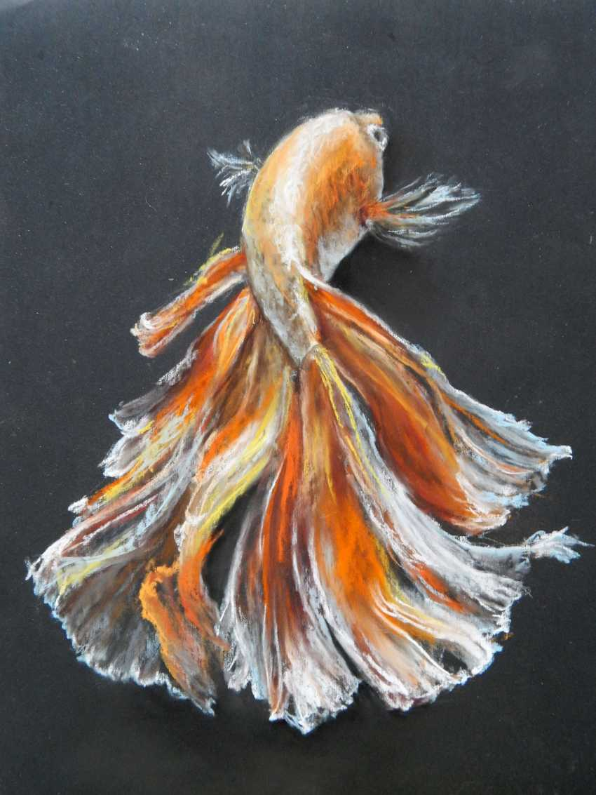 Tatiana Boho. Marine fish - photo 1