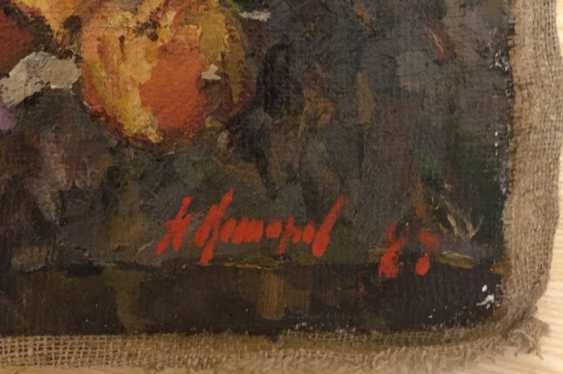 "The Painting ""Still Life"", N Kozhanov.In. 1984 - photo 2"