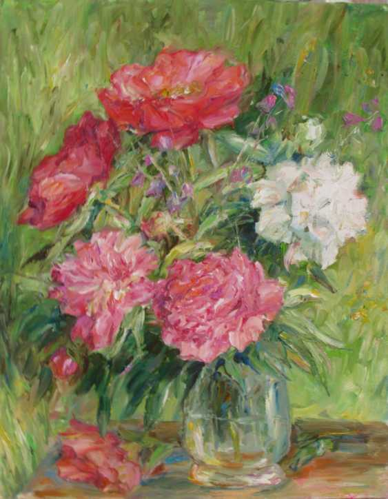 Marina Novikova. Blumenstrauß - Foto 1