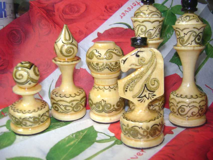 Lyudmila Kumaneva. Chess in national style classic - photo 1