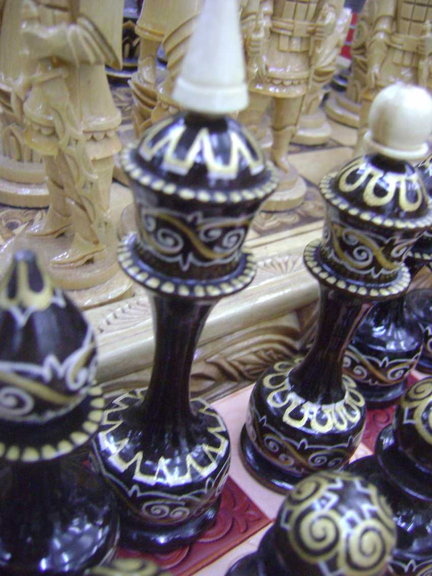 Lyudmila Kumaneva. Chess in national style classic - photo 3
