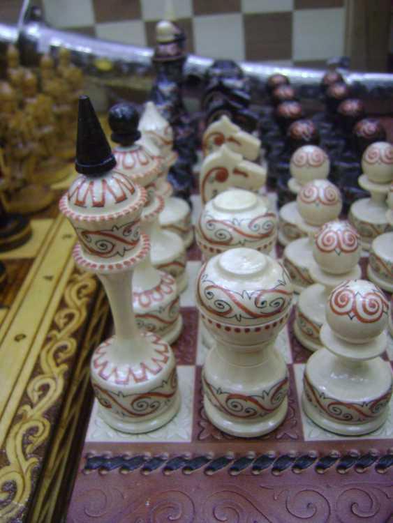 Lyudmila Kumaneva. Chess in national style classic - photo 4